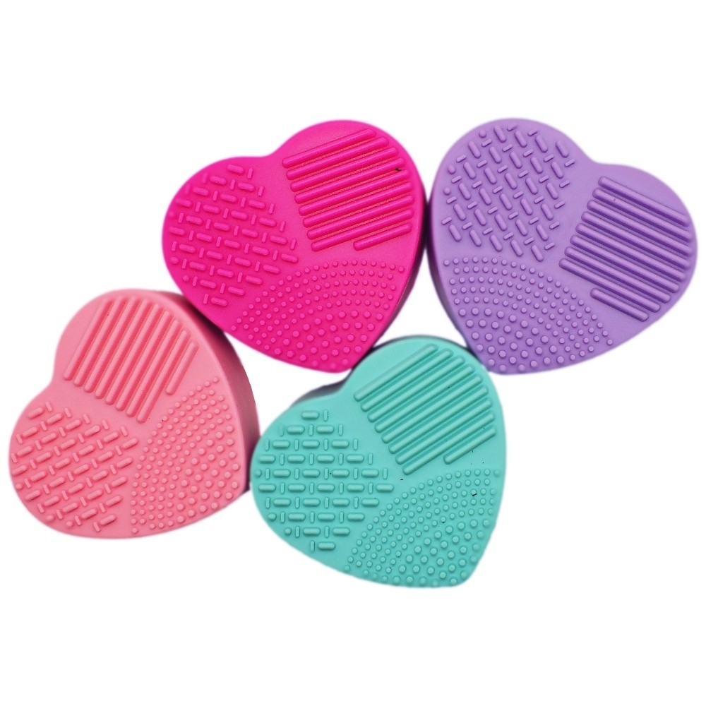 Makeup Brush Cleaning Tool: Dry Color Removing & Cleaning Sponge from Royal Care Cosmetics