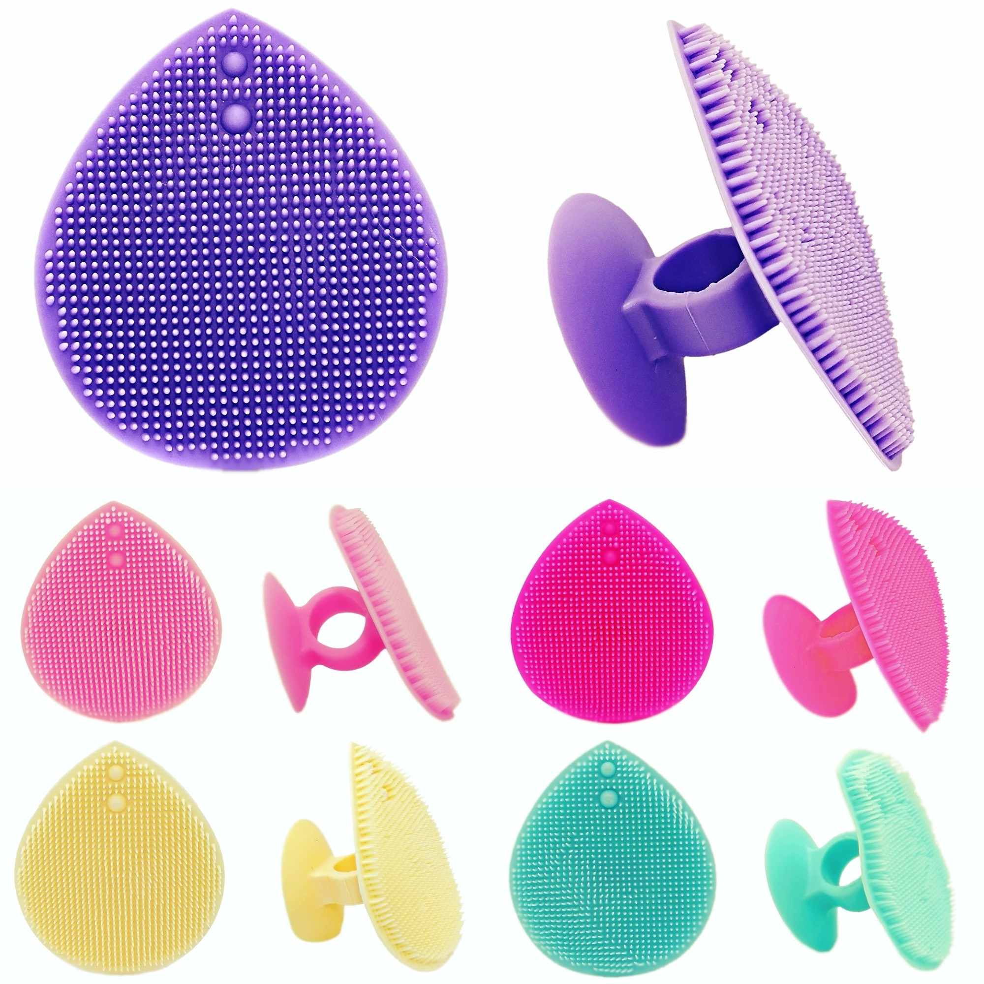 Droplet Silicone Facial Cleansing Pad From Royal Care Cosmetics