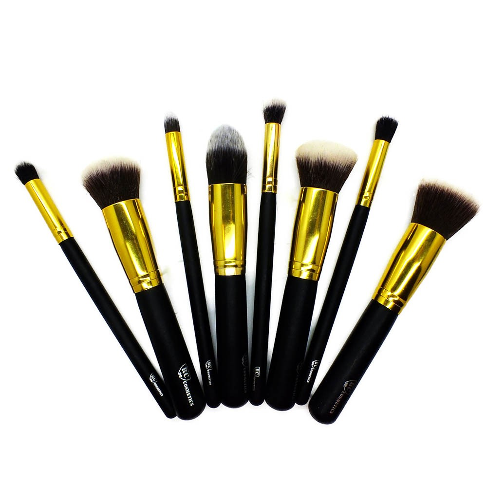 Face and Contour Kabuki Brush Set of 8