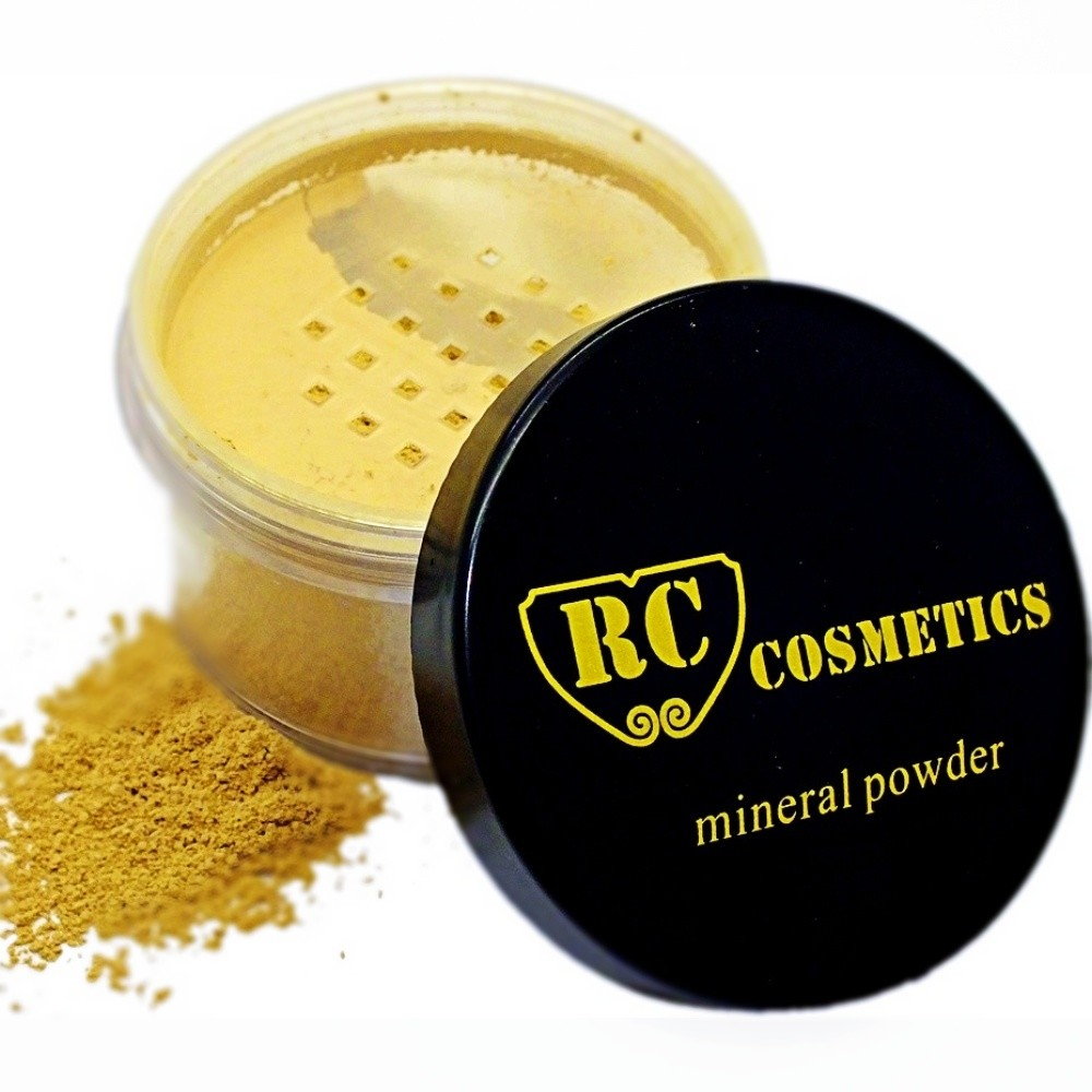 Royal Care Cosmetics MINERAL FINISHING POWDER Natural Beige #3