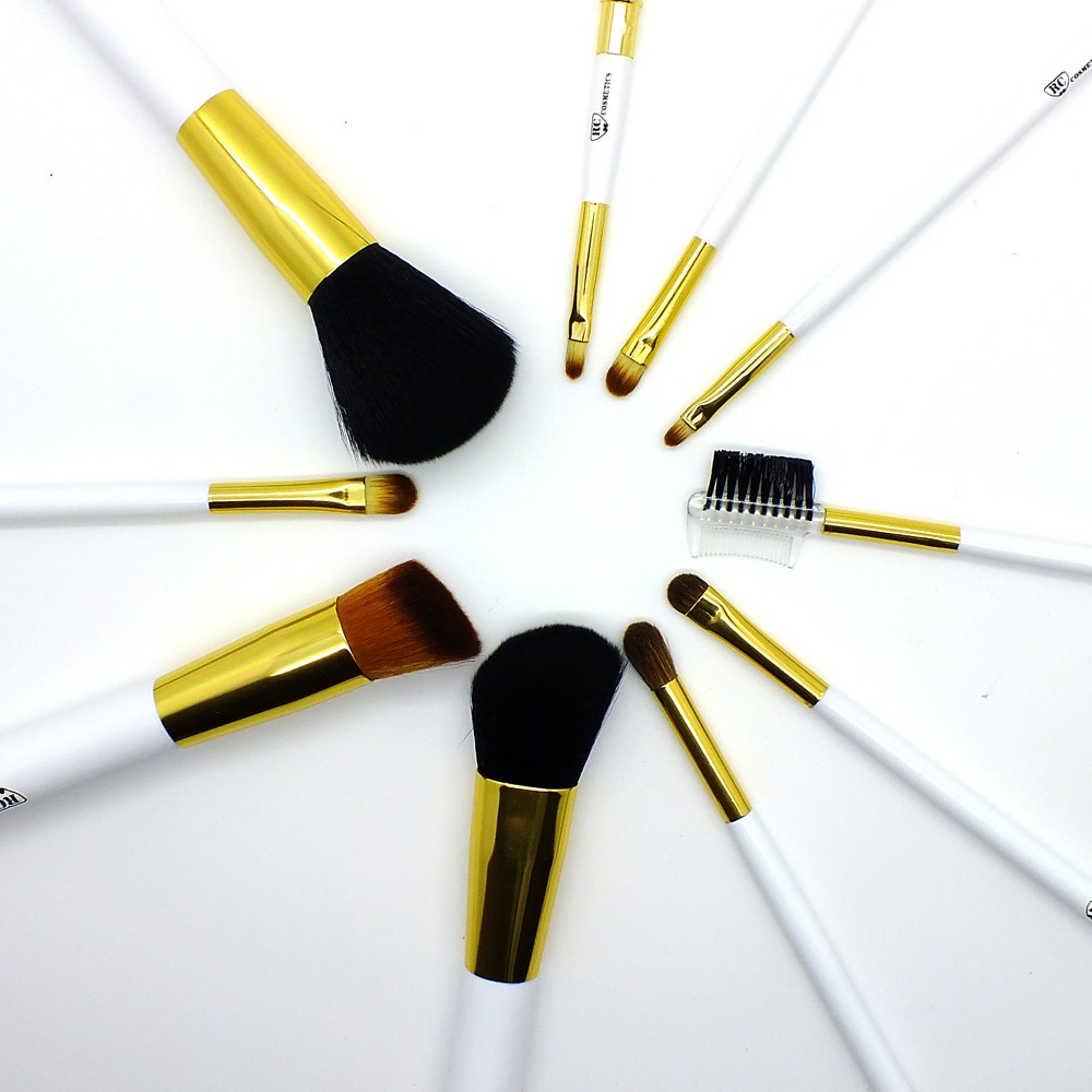 Pro Perfect 10 Brush  Set
