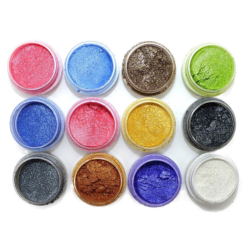 Mineral Pigment Eyeshadow