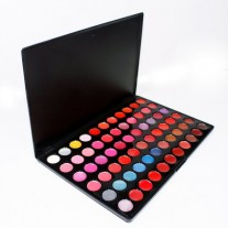 66 Color Lip Gloss Palette