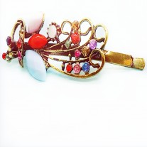 Charm Crystal Hair Pin