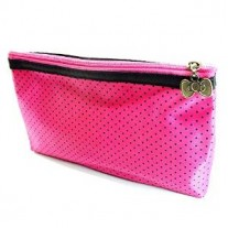 Cosmetic Makeup Bag Pouch Pocket Case pink