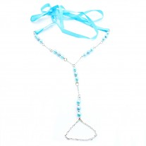 Women Beach Barefoot Sandals Chain Foot Bracelet